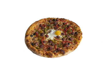 Pizza Merguez