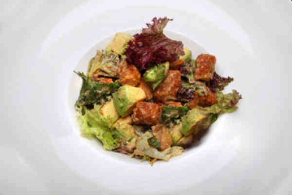 Salade avocat crevette